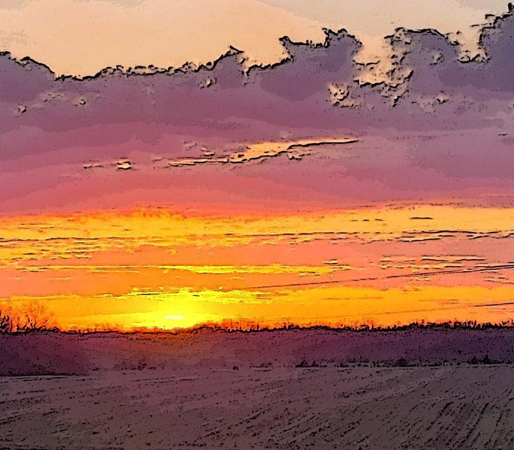 And I Heard Him Whisper - Stories of Glory - Sunset